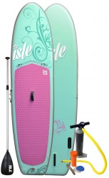 Prancha SUP - Stand Up Paddle Board Inflável Feminino - Isle 10'4ft Até 89kg