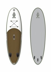 Prancha SUP - Stand Up Paddle Board Inflável - Starboard Astro Fisherman 11'2ft Até 120kg