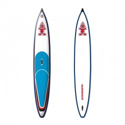"""Prancha SUP - Stand Up Paddle Board Inflável - Starboard Astro Racer 12'6""""ft ou 14'0""""ft Até 90kg"""