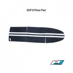 Decks SUP - Prolite Stand Up and Paddle - Preto/Branco