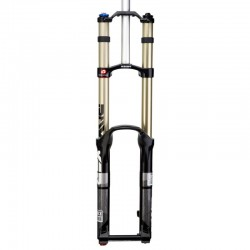 "Suspensão MTB - Rock Shox BoXXer RC Coil - Aro 26 x Steerer 1 1/8"" x Travel 200mm x 20mm Thru-Axle x Axle-crown 568mm x Cubo 100mm x 2882g"