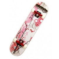 "Skate Completo - Punisher Cherry Blossom 7.5"" x 31"""