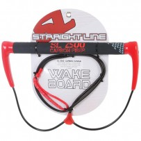 Manetes Wakeboard - Straight Line 2500 Carbono