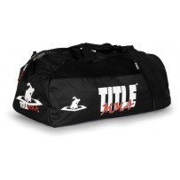 Bolsa / Mochila - Title World Champion Sport MMA