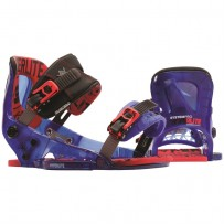 System Bindings Botas Wakeboard/Kite - Hyperlite Pro
