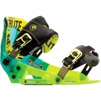 System Bindings Botas Wakeboard/Kite - Hyperlite Neon