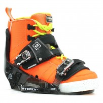Bota & Suporte Wakeboard/Kite - Byerly Orange 2014