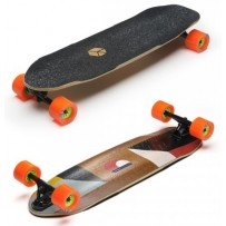 Longboard Completo - Loaded Truncted Tesseract