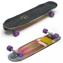 Longboard Completo - Loaded Cantellated Tesseract