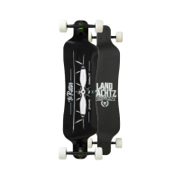 Longboard Completo - Landyachtz THE ROTOR
