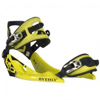 System Bindings Botas Wakeboard/Kite - Byerly Yellow