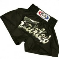 Short Muay Thai - Fairtex Nylon
