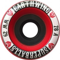 Rodas Earthwing Superballs 62mm 78a - 4 unidades