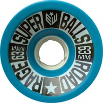 Rodas Earthwing Superballs 63mm 81a - 4 unidades