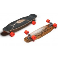 Longboard Completo - Loaded Poke 34""