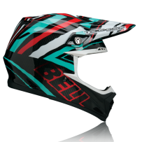 Capacete Motocross - Bell Moto 9 Carbono 2014