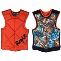 Colete Salva Vida - Ronix William Reversible